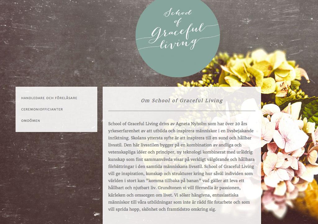 Design for Graceful Living